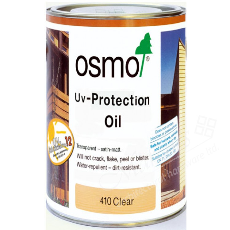 osmo uv protection oil 410 clear oils doors windows exterior finishes wood