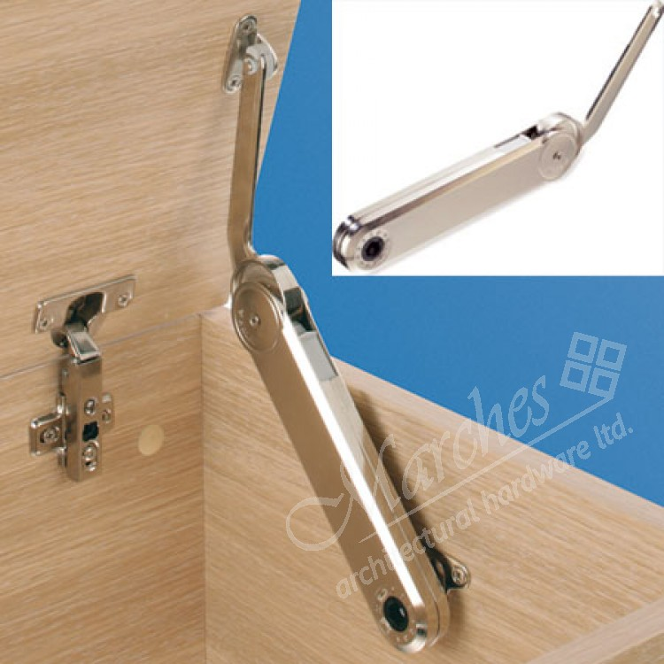Box Lid Hinges : Maxi up chest fitting for wooden lids stays lid