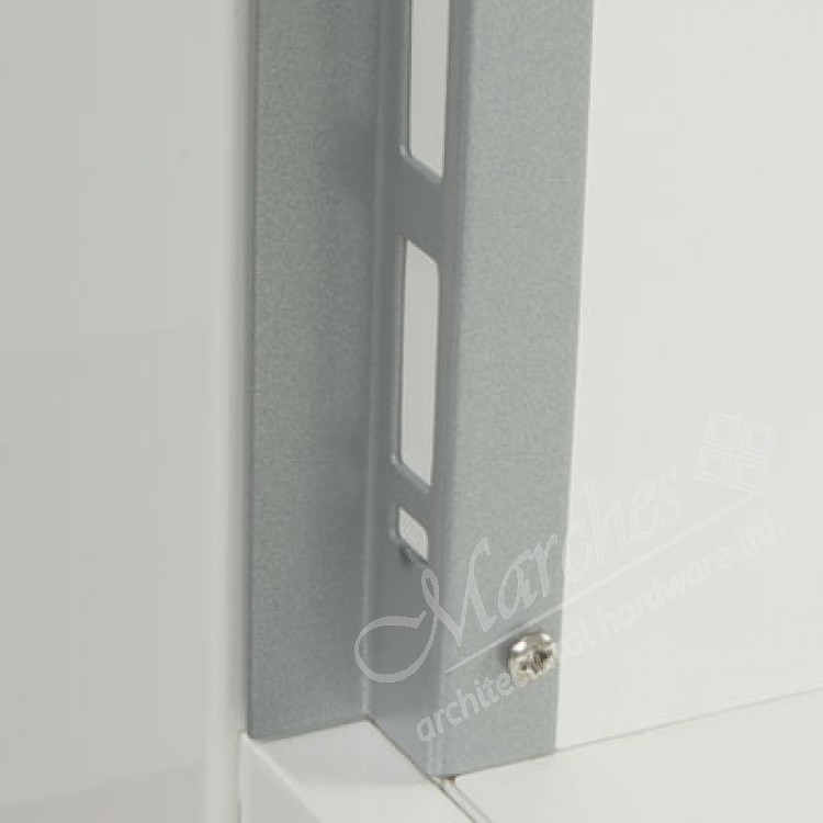 Heat Shields For Kitchen Cabinets: DOUBLE OVEN HEAT DEFLECTOR 898x18x18mm
