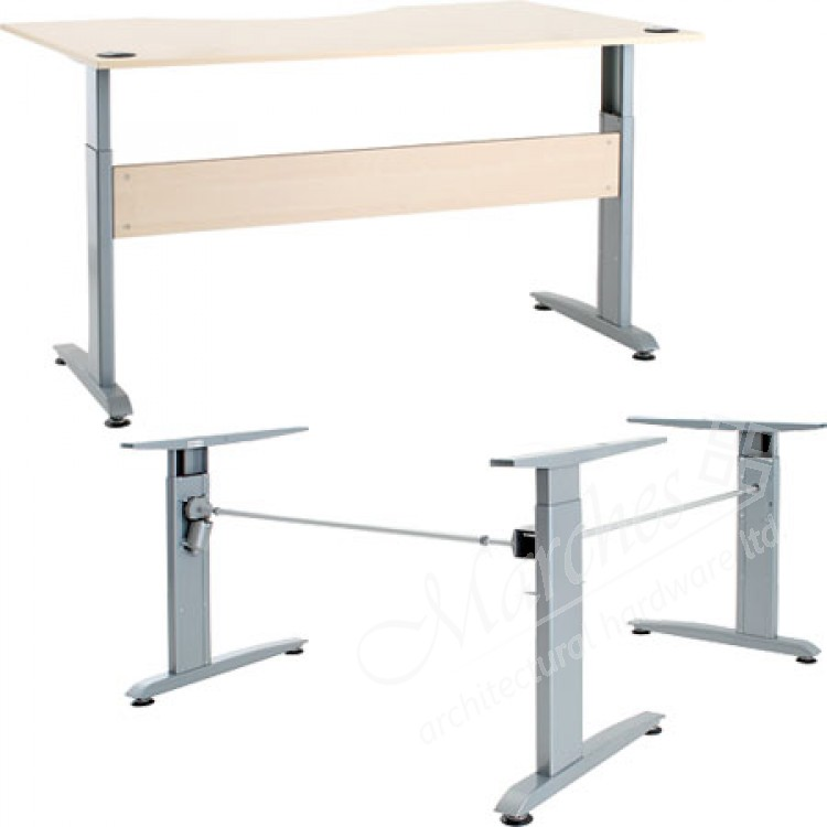 Electric Height Adjustable Desk Frame Height Adjustable Desk And Table Legs Office Furniture