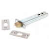 "Heavy Duty Tubular Bathroom Dead Bolt 5"" - SSS"