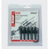 SNAP/CS/SET - Trend Snappy 5 Piece Countersink Set