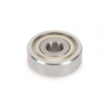 "B63B - Bearing 1/4"" diameter 1/8"" bore"