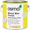 Osmo Wood Wax Finish Extra Thin (1101) - Clear