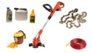 Garden Machinery Spares & Maintenance