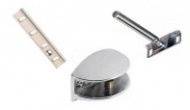 Carcase and shelf fittings