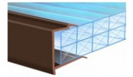 PVC Roof End Closures